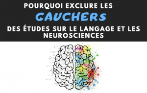 Neurosciences cognitives et gauchers