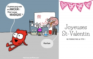 Amour & chimie